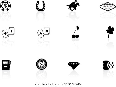 Las Vegas icons