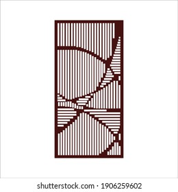 Laser and CNC Cutting Pattern Design