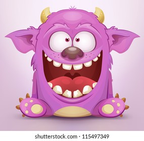 Laughing Monster