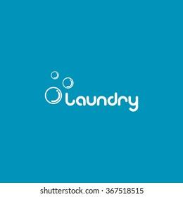 Laundry Label and Badge,Washing Machine, Laundry Washer, Good for business logo. vector illustration