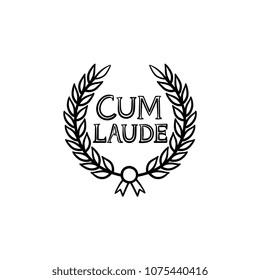 A.O.R. El Rock del madurito - Página 8 Laurel-wreath-cum-laude-text-260nw-1075440416