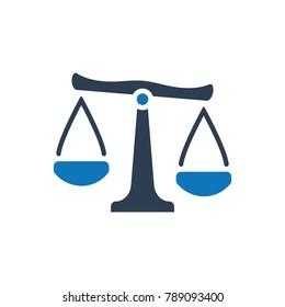 Law / Balance Icon
