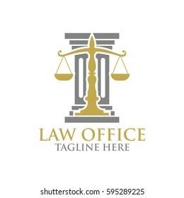Law firm, Finance agency logo