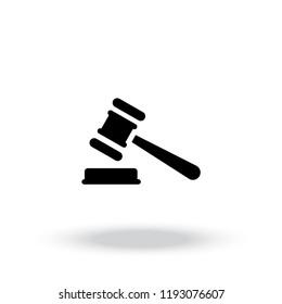 Law Icon vector