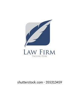 Law office logo. The judge, Law firm logo template, lawyer set of vintage labels. full vector logo and easy to edit able.Law office logo