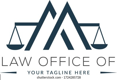 Law office and Personal Company Logo