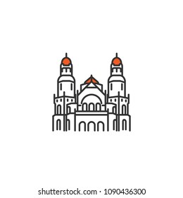 Lawang Sewu Semarang Icon