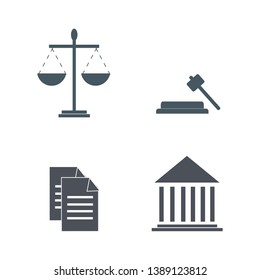 Lawyer, advocate man or jurist concept. Lawyer flat on a white background , vector illustration