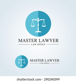 Lawyer Logo Template