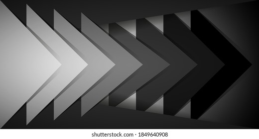 Layer geometric overlap dimension abstract black background   wallpaper.