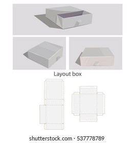 layout boxes