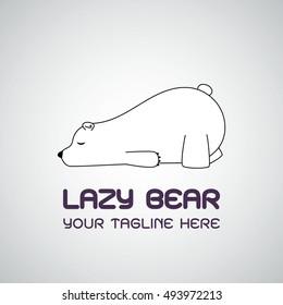 Lazy Bear Logo