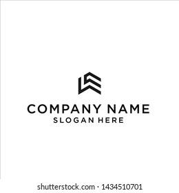 lc home logo / lc logo