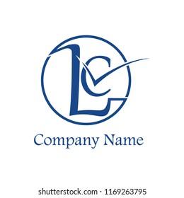 LC letter Checklist logo