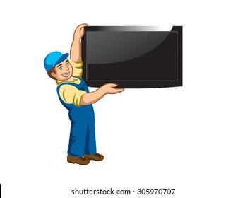LCD TV Technician