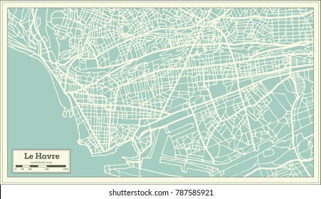 Map Of France Le Havre.Le Havre Map Images Stock Photos Vectors Shutterstock