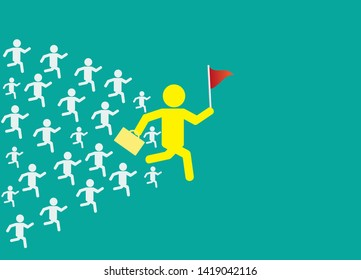 人混み イラストの画像写真素材ベクター画像 Shutterstock