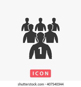 leader Icon.