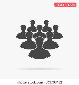 Leader Icon Vector.
