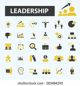 Führungssymbole