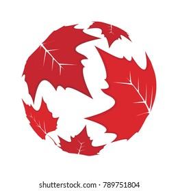 leaf canadian logo