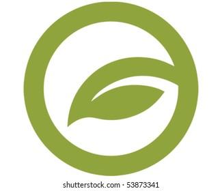 Leaf Circle