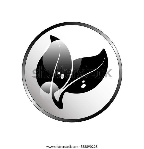 Leaf icon.