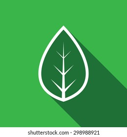 Leaf icon - Vector
