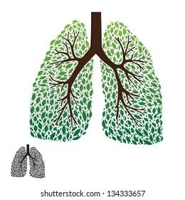Leaf Lung