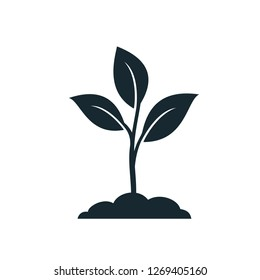 Plant Symbol Images Stock Photos Vectors Shutterstock Discover royalty free plant icons ready to customize for your personal and commercial web projects. https www shutterstock com image vector leaf nature icon vector 1269405160
