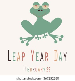 Leap Year Day - Funny Unofficial Holiday Collection - 141
