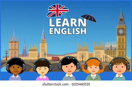 Learn English in London