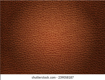 leather texture brown background , Vector EPS 10.