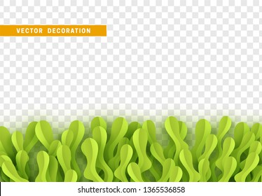 Leaves vector background. foliage isolated. leaf pattern
