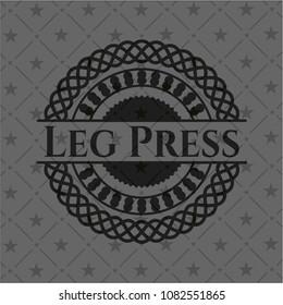Leg Press black badge