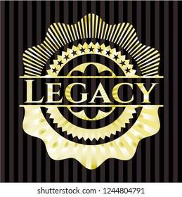 Legacy shiny badge