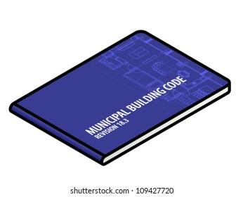 Legal/government concept: municipal building code.