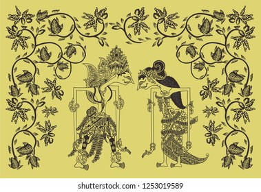 The legend of Rama and Shinta actually represents the meaning of loyalty, trust and sincerity of love