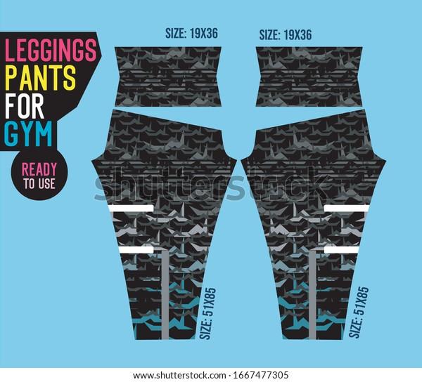 Vector De Stock Libre De Regalias Sobre Pantalones De Piernas Vectoriales Para Gimnasio1667477305