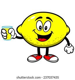 Lemon with Lemon Juice