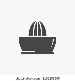 Lemon Juicer Vector Icon