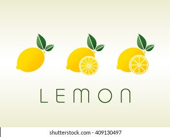 Lemon logo.