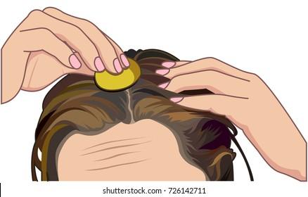 Lemon massage