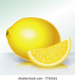 Lemons (other fruits & berries are in my gallery)