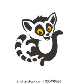 Lemur Cartoon Dance