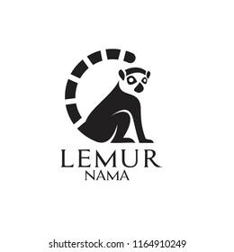 lemur logo icon designs