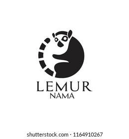 lemur logo icon designs