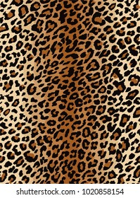 leopard animal pattern