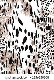 Leopard Fasion Pattern