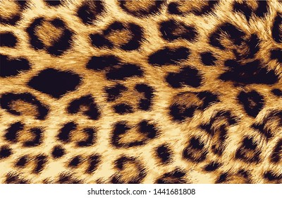 leopard pattern design funny drawing pattern